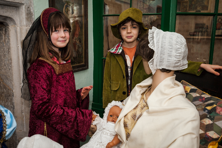 Totnes Elizabethan House and Museum Sponsor