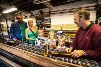 Coldharbour Mill Working Wool Museum Sponsor