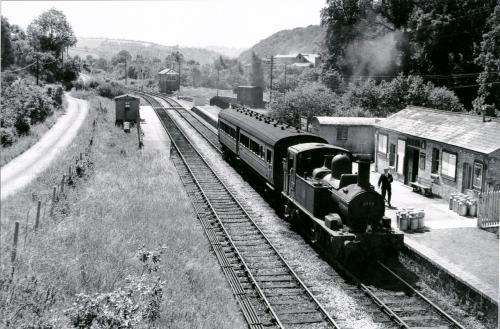 Teign Valley Railway Special