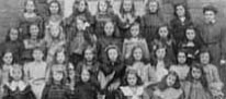 Brook Hill (formerly Brook Street) Primary School class early 20th Century