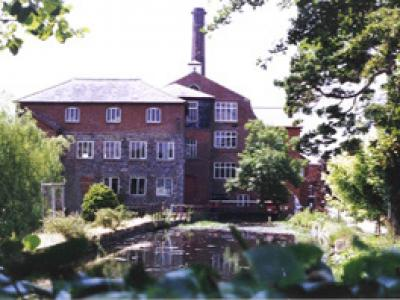 Coldharbour Mill Working Wool Museum