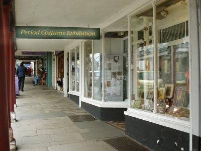 Totnes  Fashion and Textiles Museum