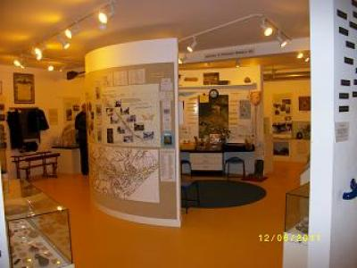 Combe Martin Museum and Tourist Information Point