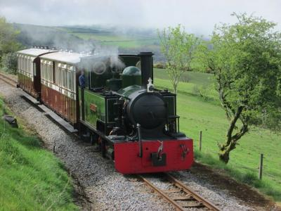 Devon railways