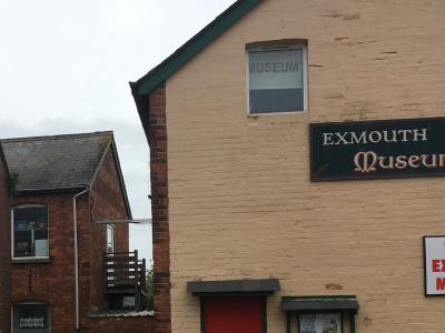 Exmouth Museum registered charity 291311