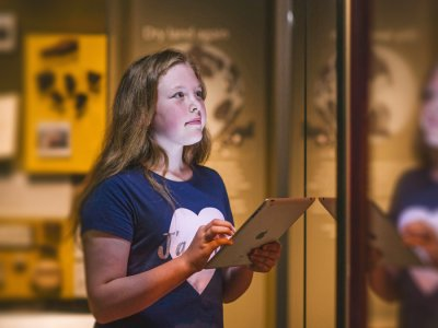 A new Time Trail app for Exeter's museum