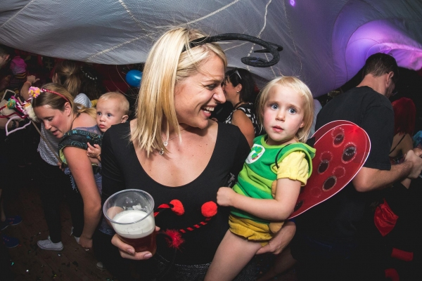 'Family Rave' is a first for Plymouth