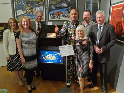 Star Wars Toys Exhibition gets the thumbs up from Torbay Council
