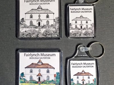 Launch of the online shop for the Fairlynch Museum