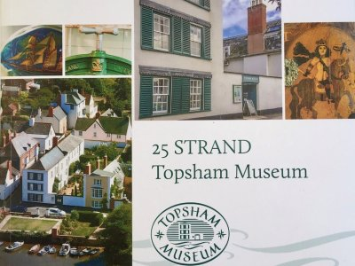 Topsham Museum Guide Book   New!!