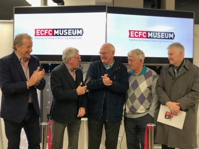 ECFC Museum Officially Launched
