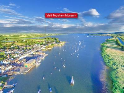 Come on a Virtual Tour of Topsham Museum!!
