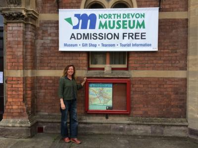 New co ordinator appointed to deliver activity plan for museum extension