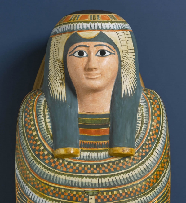 Egyptian coffins catalogued