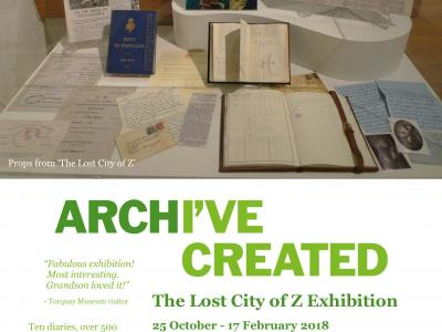 Torquay Museum Joins Explore Your Archive Campaign
