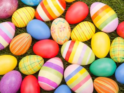 Free Easter Egg Trail for Children!