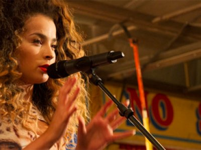 Ella Eyre plays secret gig at Dingles