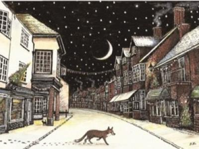 Topsham Museum Christmas cards   ON SALE NOW!
