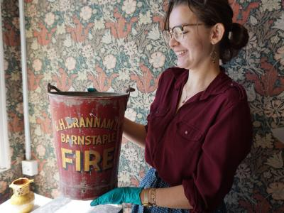 New volunteering roles at the Museum of Barnstaple and North Devon