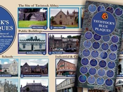 Publication of Tavistock's Blue Plaques