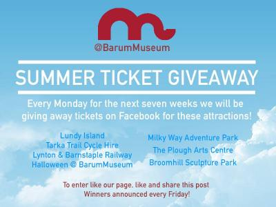 Summer Ticket Giveaway!