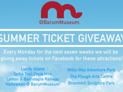 Win Two Tickets for Lundy Island!