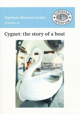 Cygnet , the Story of a Boat product photo