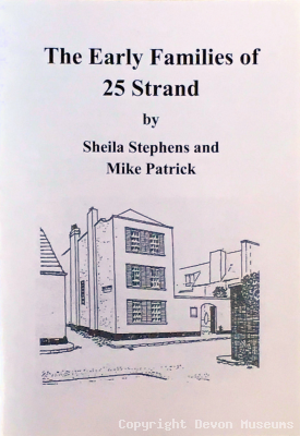 The Early Families of 25, Strand product photo