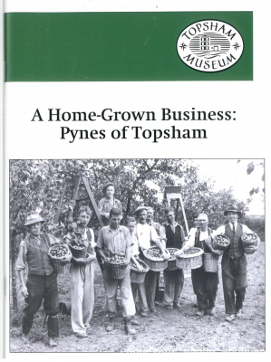 A Home,Grown Business, Pynes of Topsham product photo