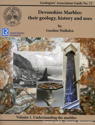 Devonshire Marbles: their geology, history and uses Volume 1 Understanding the marbles product photo