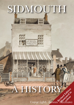 Sidmouth: A History product photo