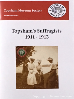 Topsham Suffragists product photo