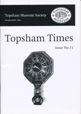 Topsham Times, Issue 11, 2008 product photo