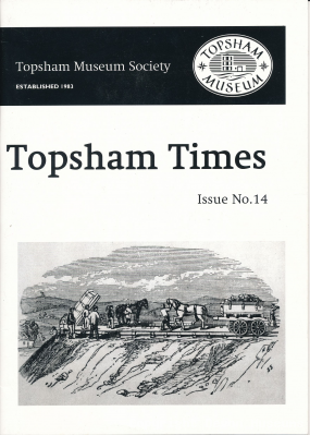 Topsham Times, Issue 14, 2011 product photo
