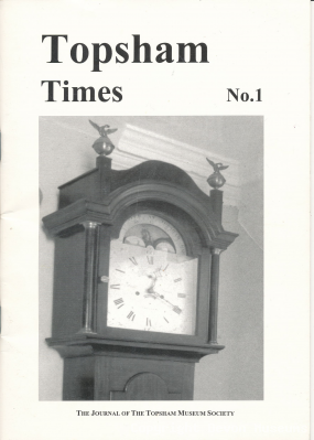 Topsham Times, Issue 1, 1998 product photo