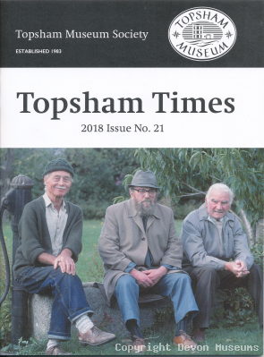 Topsham Times Issue 21, 2018 product photo