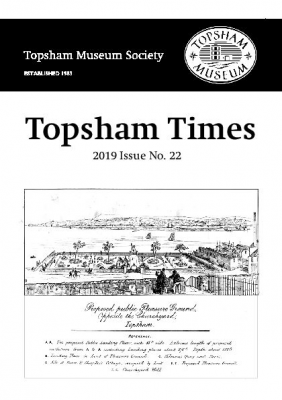 Topsham Times:  Issue 22 (2019) product photo