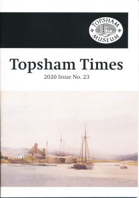 Topsham Times:  Issue 23 (2020) product photo