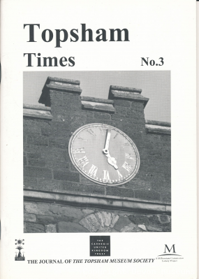Topsham Times Issue 3, 2000 product photo