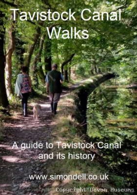 Tavistock Canal Walks , A guide to Tavistock Canal and its History product photo