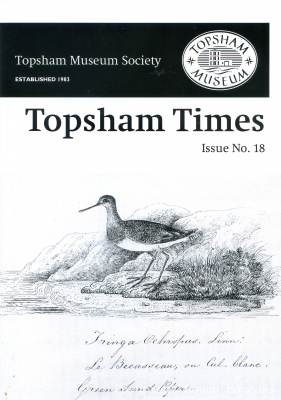 Topsham Times Issue 18, 2015 product photo