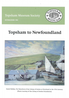 Topsham to Newfoundland product photo