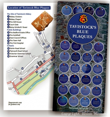 Tavistock's Blue Plaques product photo