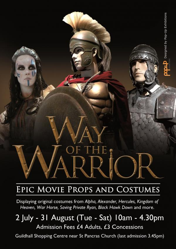 Way of the Warrior: Epic Movie Props and Costumes
