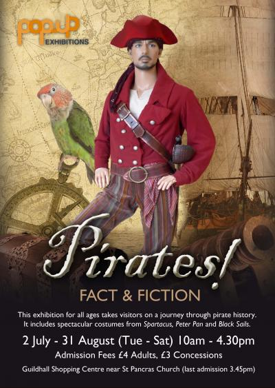 Pirates! Fact and Fiction