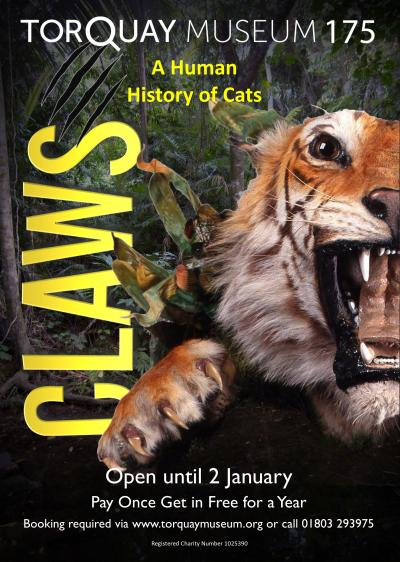 CLAWS! A Human History of Cats