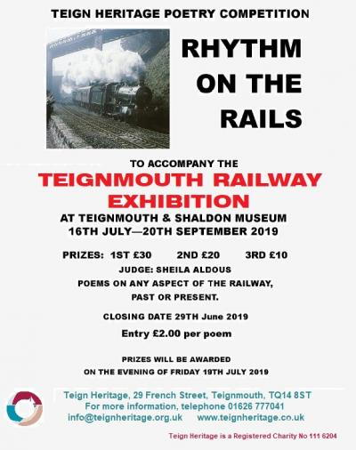 Teignmouth Railway Exhibition   Poetry Competition
