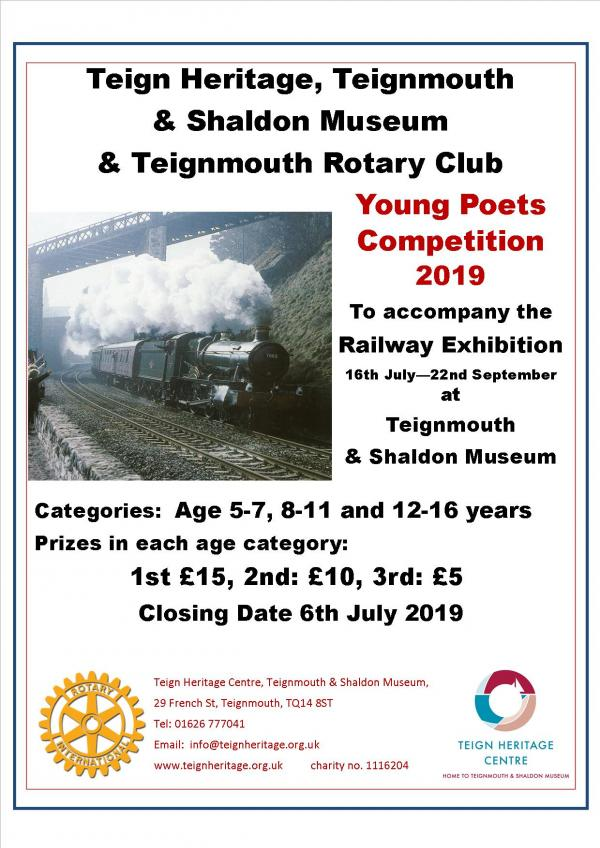 Teign Heritage Young Poets Competition